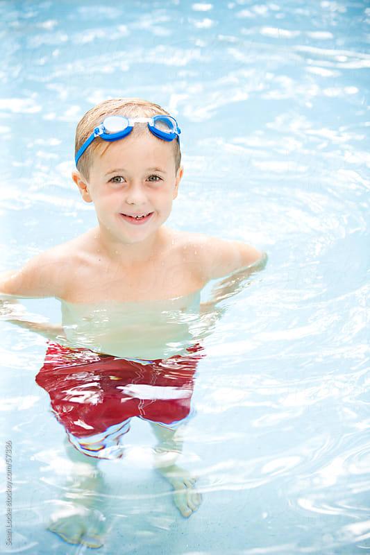 Swimming: by Sean Locke for Stocksy United