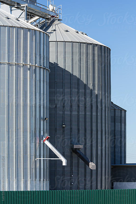 Silo by Luis Cerdeira for Stocksy United