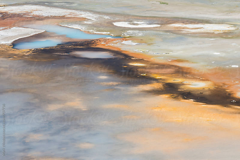 Yellowstone  by Mark Windom for Stocksy United