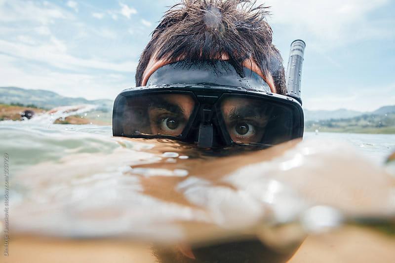 Diving by Dimitrije Tanaskovic for Stocksy United