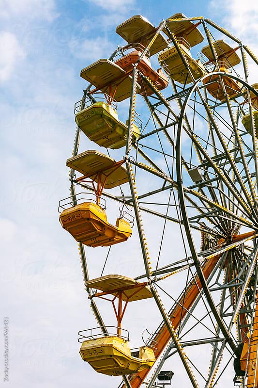 Ferris Wheel by Zocky for Stocksy United