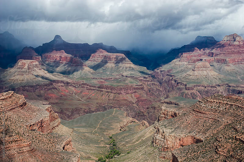 Grand Canyon by Adam Nixon for Stocksy United
