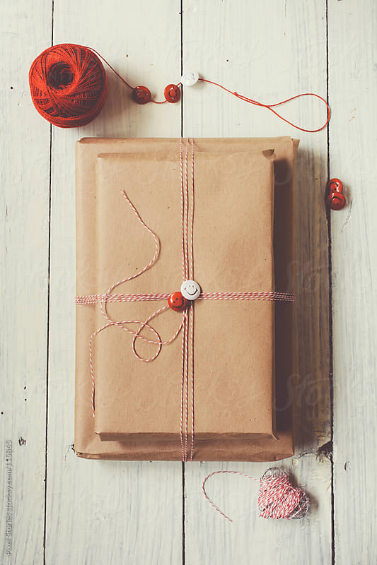 Christmas presents by Pixel Stories for Stocksy United