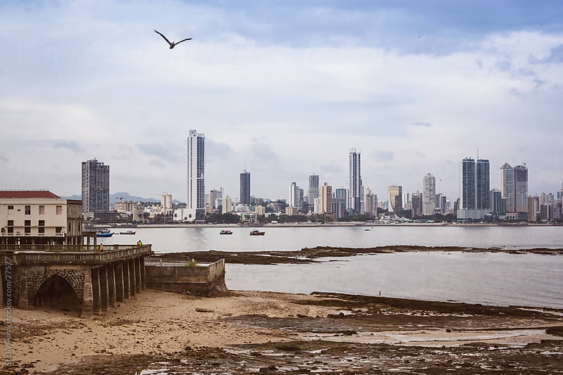 Panama City Panama  by Shelly Perry for Stocksy United