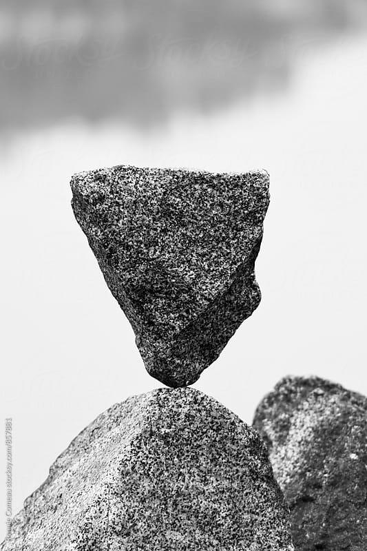 Balancing Rock by Ronnie Comeau for Stocksy United
