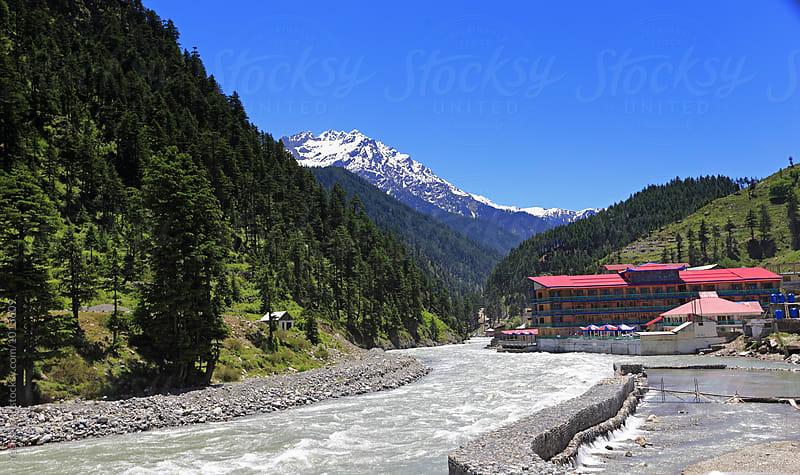 Pakistan, Swat Valley  by Yasir Nisar for Stocksy United