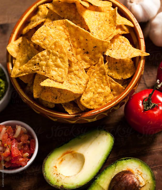 Mexican Nachos by Lumina for Stocksy United