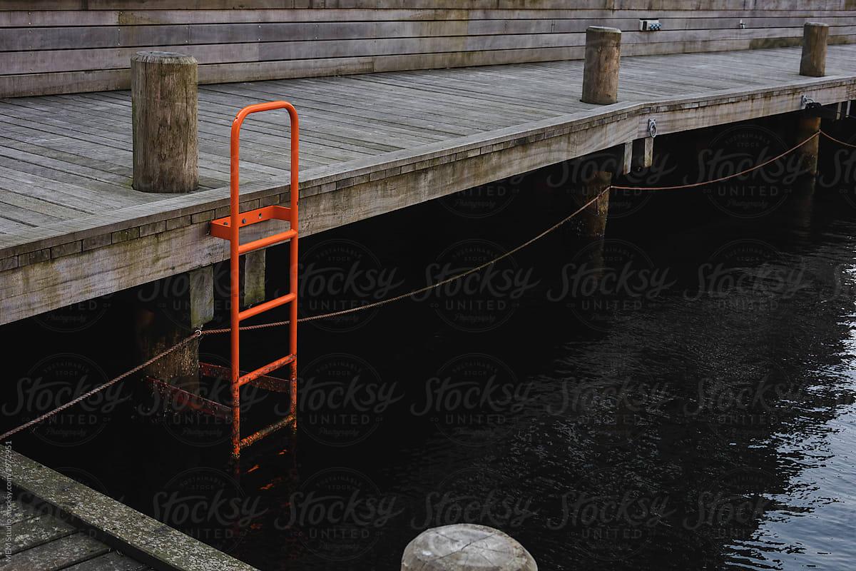 Dock Stairs By MEM Studio For Stocksy United