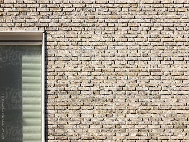 wall & window by Koen Van Damme for Stocksy United