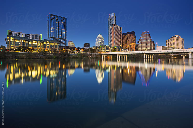 Austin Skyline by Brian Koprowski for Stocksy United