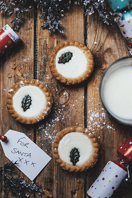 Christmas mince pies. by Darren Muir for Stocksy United