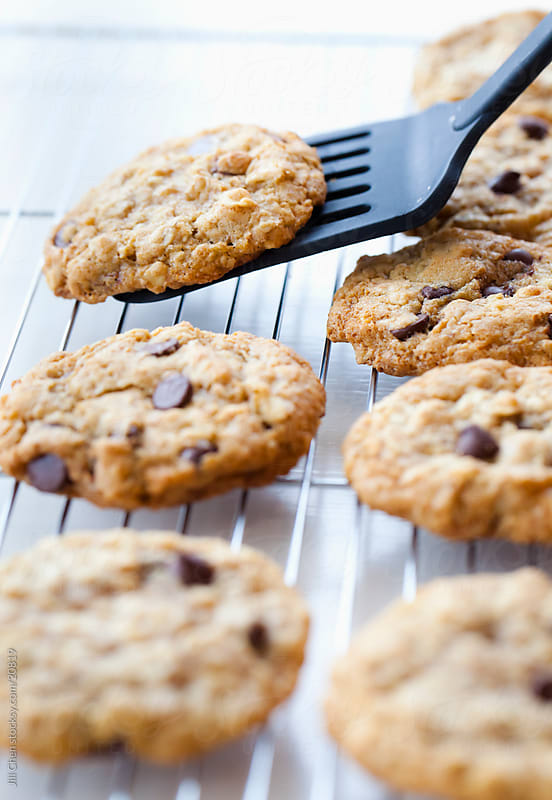 Fresh Baked Cookies by Jill Chen for Stocksy United