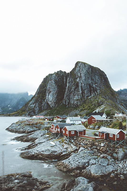 Hamnøy, Norway by Sam Elkins for Stocksy United