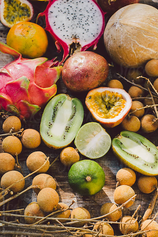 Tropic Fruits by Marija Savic for Stocksy United