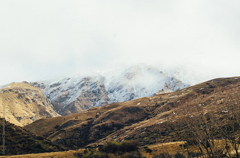 Highlands of New Zealand by Dominique Chapman for Stocksy United