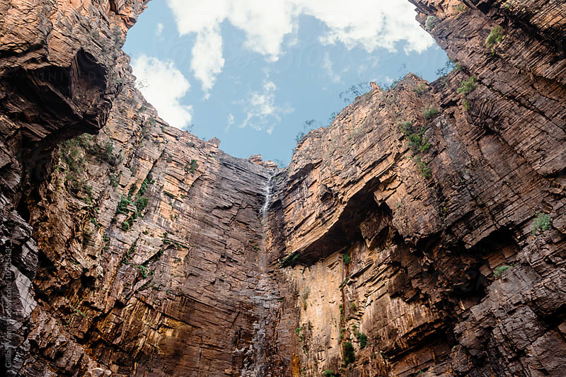 high cliffs in Kakadu NP, Australia by Gillian Vann for Stocksy United