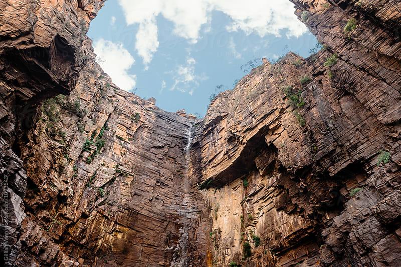 high cliffs in Kakadu NP, Australia by Gillian Vann for Stocksy United