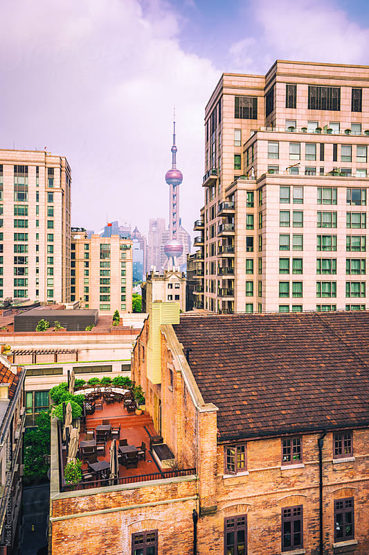 Shanghai  by Miss Rein for Stocksy United