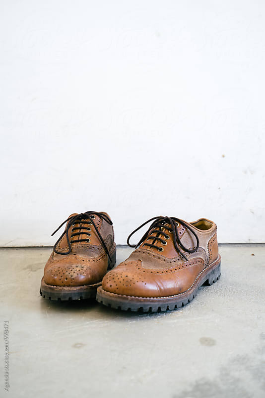 Hipster Shoes by Agencia for Stocksy United