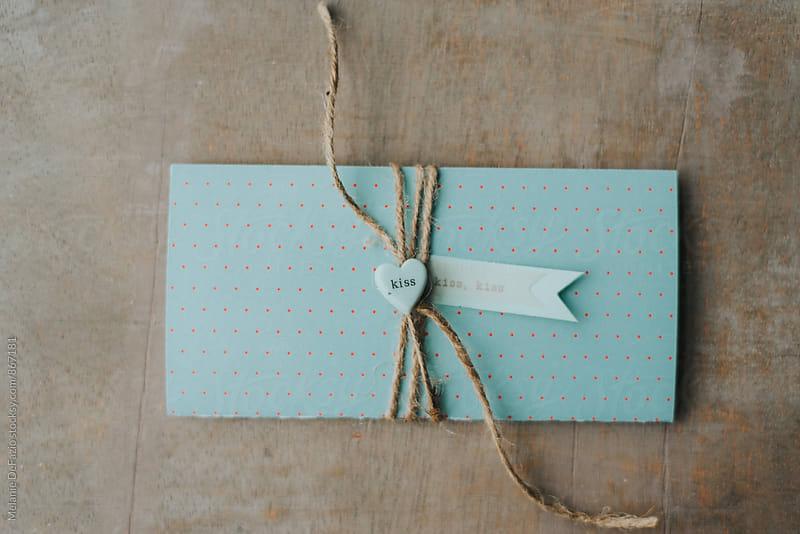 valentine cards by Melanie DeFazio for Stocksy United