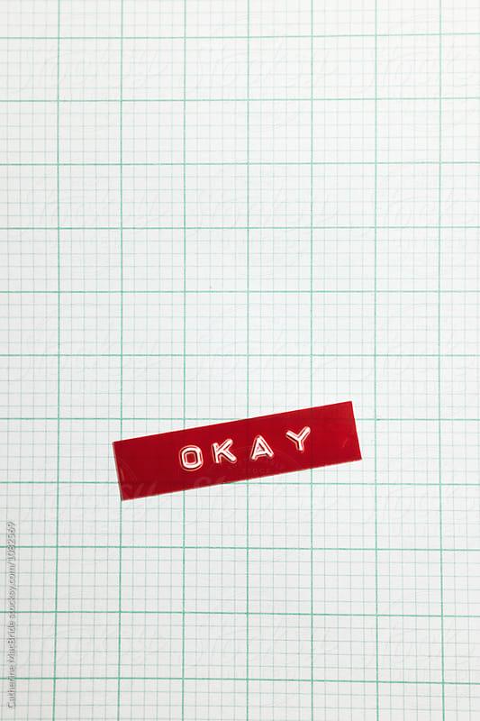 OKAY by Catherine MacBride for Stocksy United