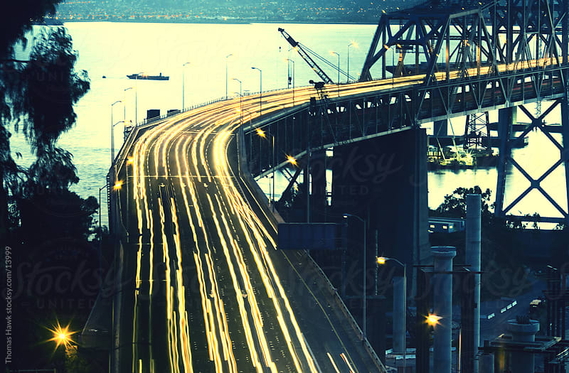 Eastern span of the Bay Bridge by Thomas Hawk for Stocksy United