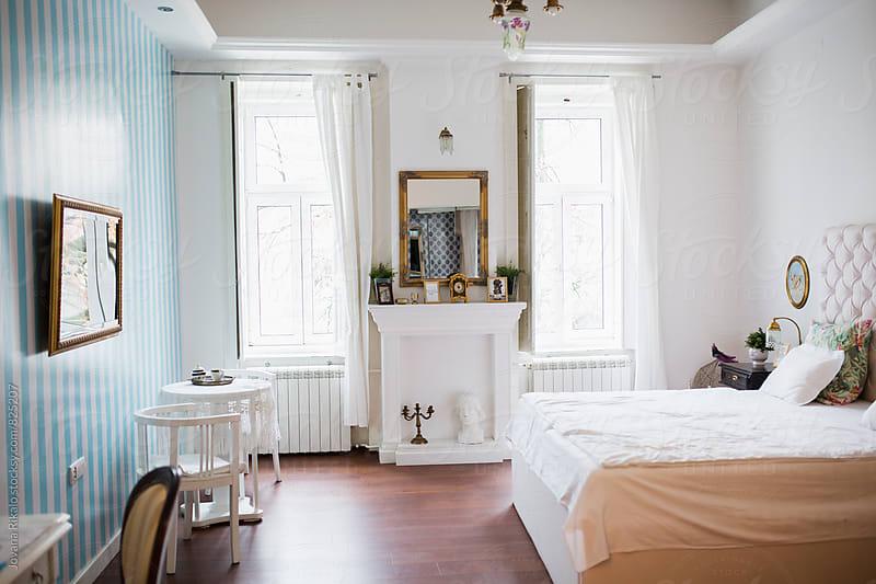 Modern apartment by Jovana Rikalo for Stocksy United