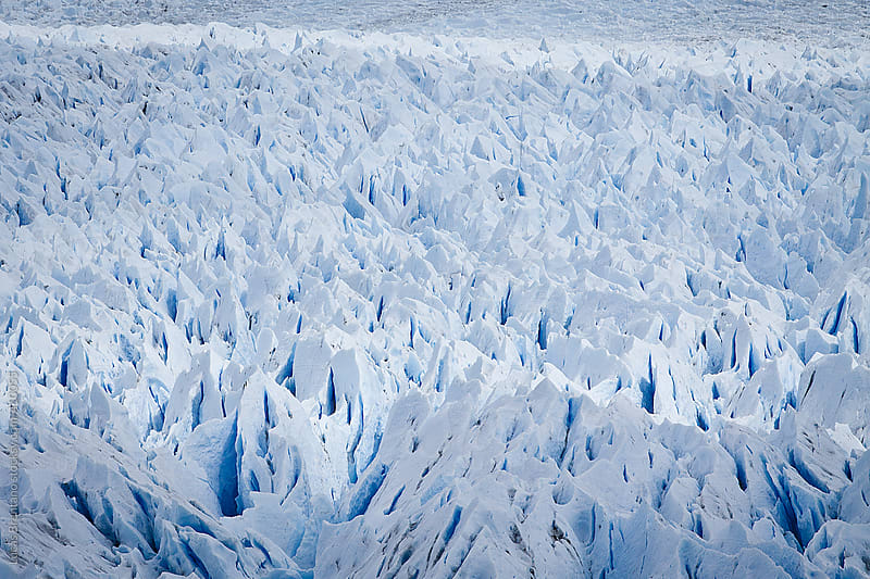 Perito Moreno Glacier by Lucas Brentano for Stocksy United
