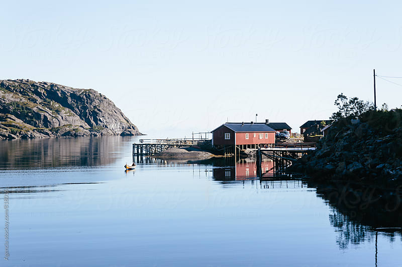 Fisherman's Hut by Agencia for Stocksy United