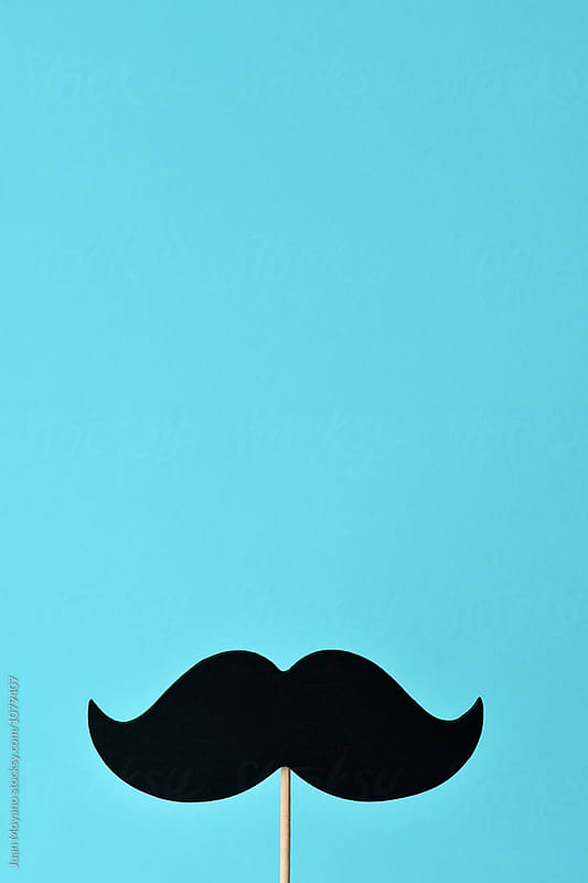 mustache by juan moyano for Stocksy United