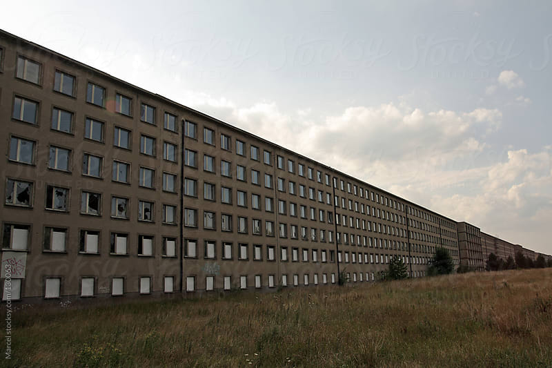 Prora building by Marcel for Stocksy United
