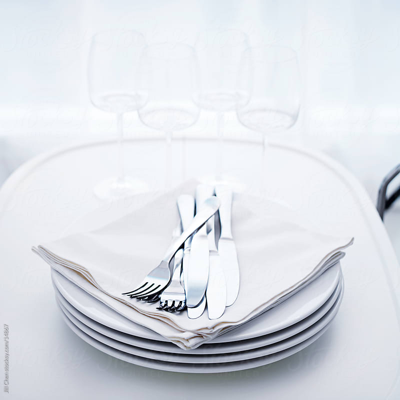 Dinner Party by Jill Chen for Stocksy United