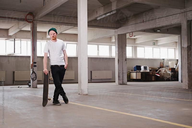 Skater by Urs Siedentop & Co for Stocksy United