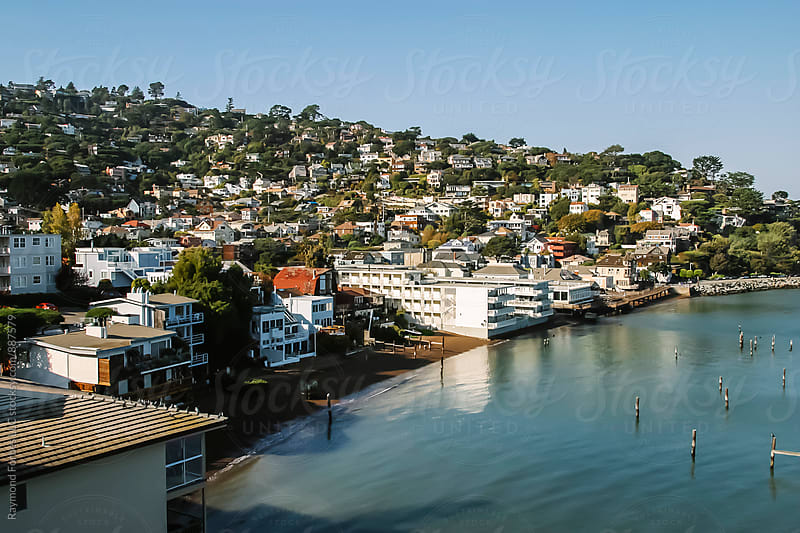 Sausalito, California by Raymond Forbes LLC for Stocksy United