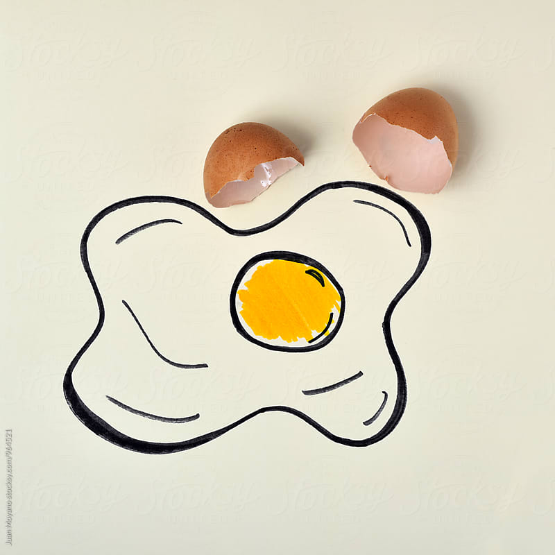 egg by juan moyano for Stocksy United