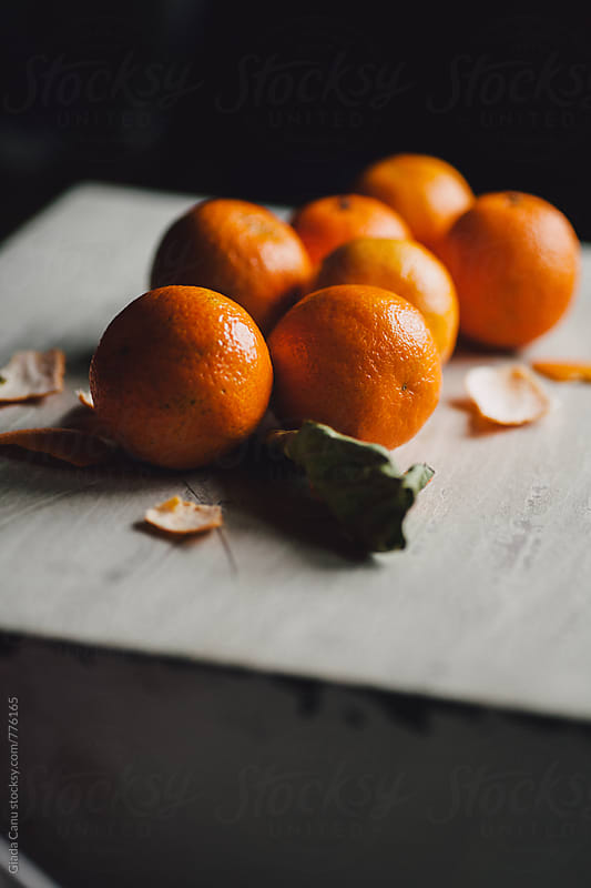 Mandarin citrus by Giada Canu for Stocksy United