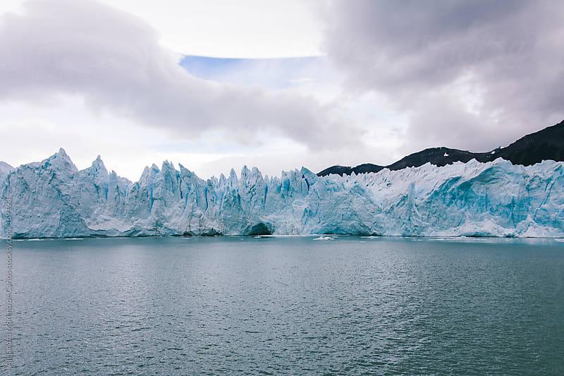 Glacier Perito Moreno in Patagonia, Argentina by Alejandro Moreno de Carlos for Stocksy United
