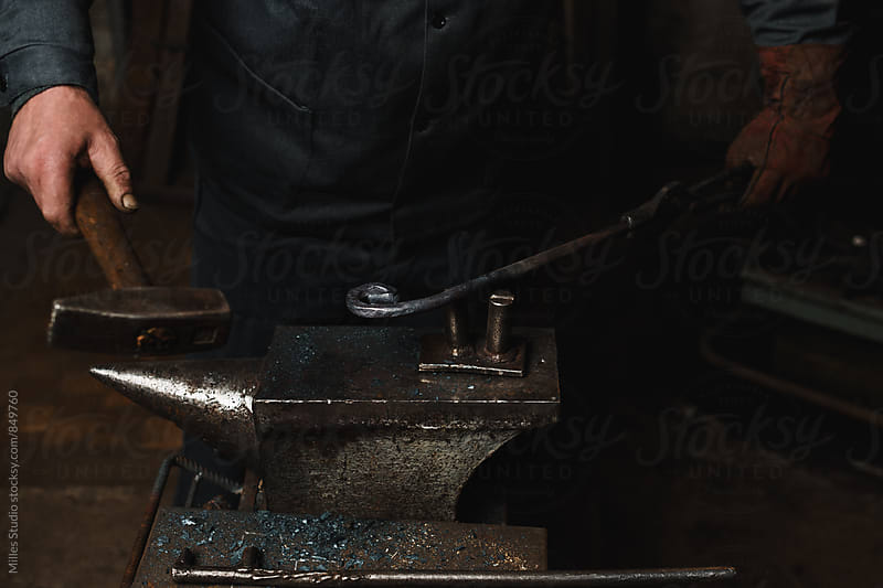 At Blacksmith by Milles Studio for Stocksy United
