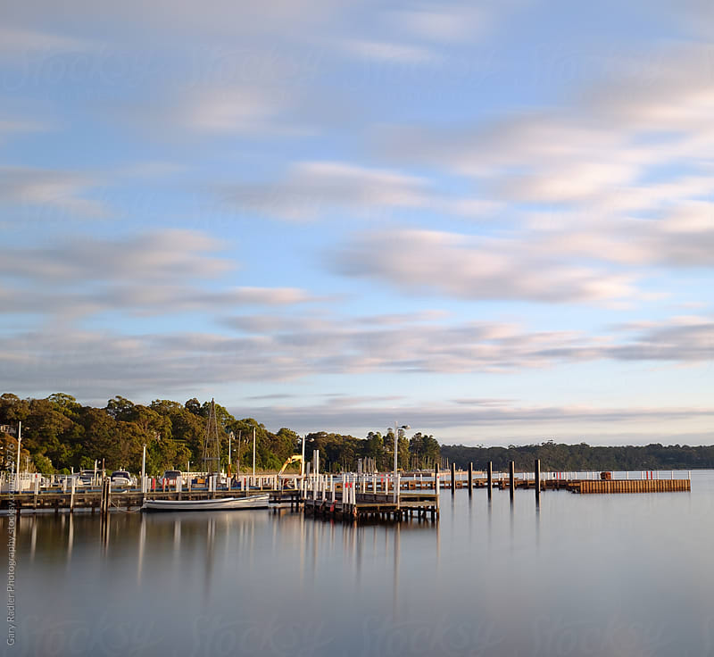 Bancroft Bay, Metung, Victoria, Australia by Gary Radler Photography for Stocksy United