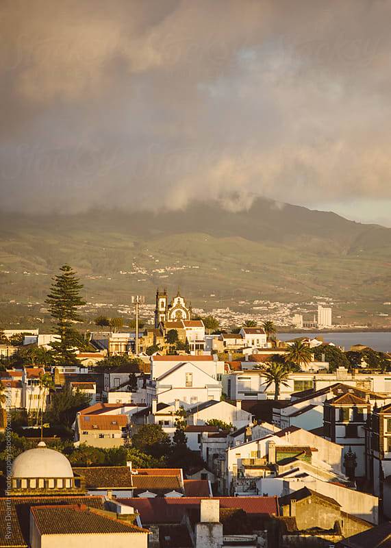 Ponta Delgada by Ryan Dearth Photography for Stocksy United