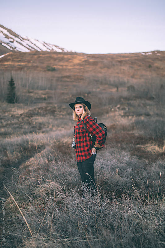 Bex Hike by Jake Elko for Stocksy United