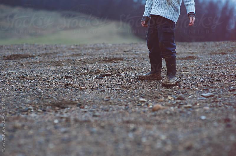 Muddy Boots by Melanie DeFazio for Stocksy United