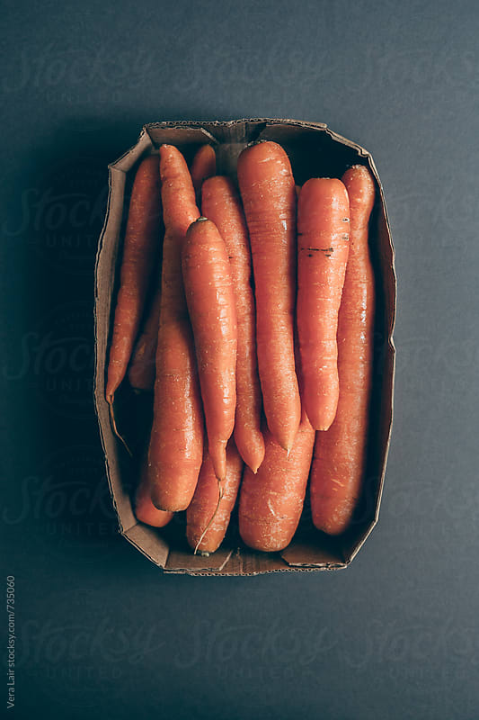 Organic carrots by Vera Lair for Stocksy United