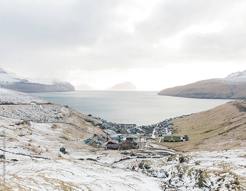 Kvivik, Faroe Islands by Kevin Faingnaert for Stocksy United