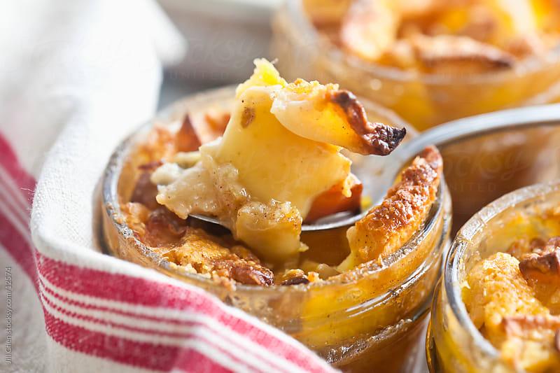 Apple Custard Pie by Jill Chen for Stocksy United