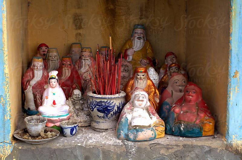 Altar by Yury Goryanoy for Stocksy United