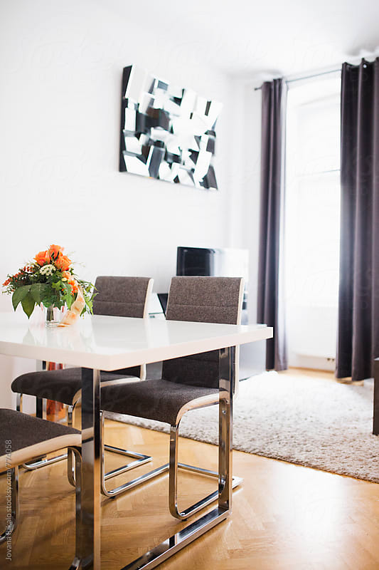 Modern Living Room by Jovana Rikalo for Stocksy United