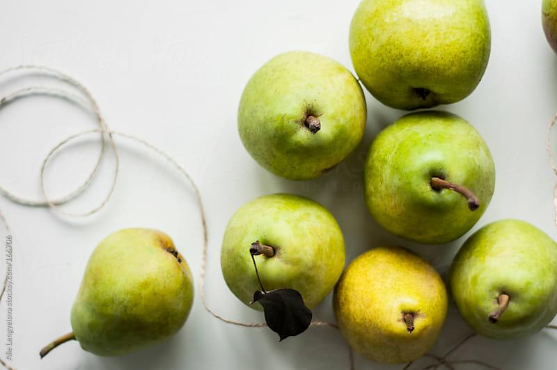 Pears by Alie Lengyelova for Stocksy United