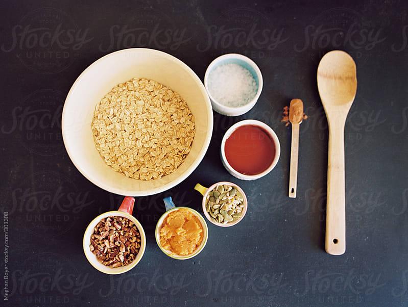 ingredients by Meghan Boyer for Stocksy United
