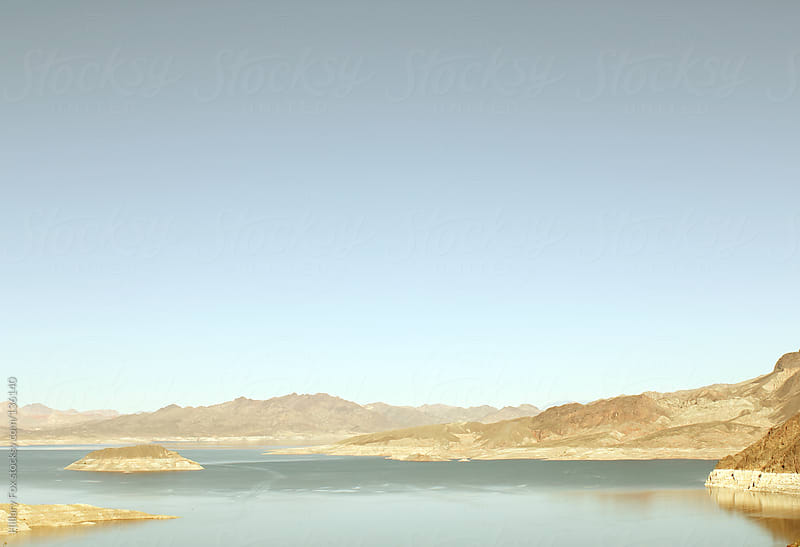 Lake Mead by Hillary Fox for Stocksy United